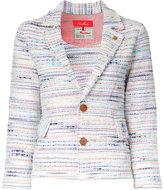 Coohem lightweight tweed jacket - women - Cotton/Acrylic/Nylon/Paper Yarn - 38