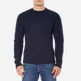 Edwin Men's United Sweatshirt Navy