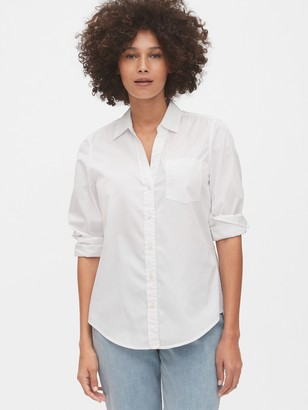 Gap Perfect Shirt in Poplin