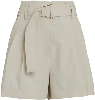 3.1 Phillip Lim Belted Utility Shorts