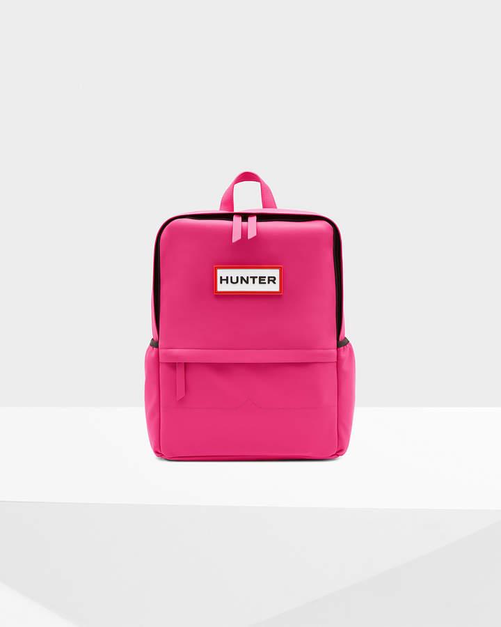 Hunter Rubberised Backpack
