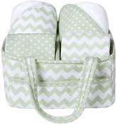 Trend Lab Sea Foam Baby Bath Gift Set