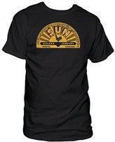 Impact Sun Records - Mens Memphis Logo T-shirt