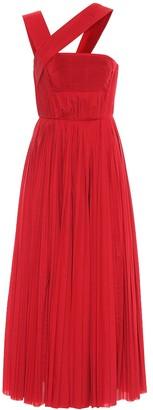 Gabriela Hearst Exclusive to Mytheresa Norah cotton midi dress