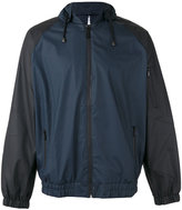 Rains contrast windbreaker jacket - men - Polyester/Polyurethane - M/L