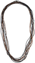 Brunello Cucinelli Multistrand Beaded Necklace