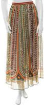 Valentino Printed Midi Skirt w/ Tags