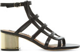 Steve Madden Strappy leather heeled sandals