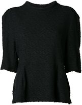 Anrealage 'Noise Square Pile' blouse