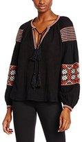 Antik Batik Women's Modi Blouse,8 (XS)