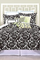 Trina Turk Louis Nui King Duvet - Black/White