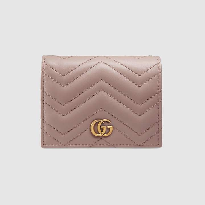 Gucci GG Marmont card case