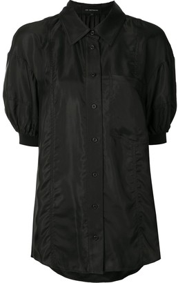 Lee Mathews Rommie puffed sleeve shirt