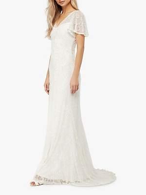Monsoon Helena Embellished Bridal Maxi Dress