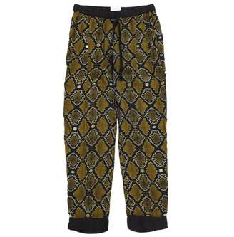 Laurence Dolige Brown Trousers for Women