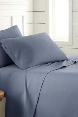Ultrasoft Southshore Fine Linens King Ultra-Soft 4-Piece Sheet Set - Steel Blue