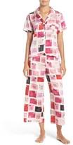 Kate Spade Crop Pajamas