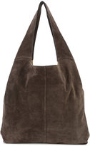 Hayward large shopper tote - women - Calf Suede - One Size