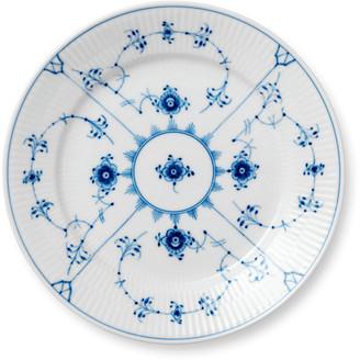 Royal Copenhagen Blue Fluted Plain Salad Plate