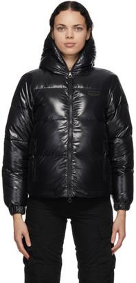 Duvetica Black Down Bellatrixtre Jacket