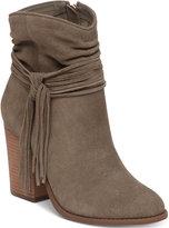 Jessica Simpson Sesley Block-Heel Booties