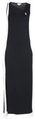 U.S. Polo Assn. 3/4 length dress
