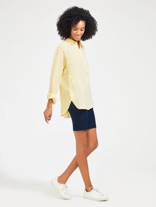 J.Mclaughlin Fallon Linen Shirt