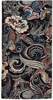 Kim Seybert Monarchy Floral-Jacquard Silk Napkin