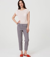 LOFT Petite Maze Riviera Pants in Marisa Fit