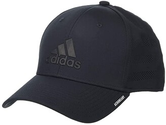 adidas Gameday III Stretch Fit (Black) Caps