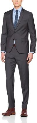 s.Oliver BLACK LABEL Men's Herren 23.801.84.4379 Suit