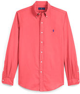 Polo Ralph Lauren Garment-Dyed Cotton Shirt