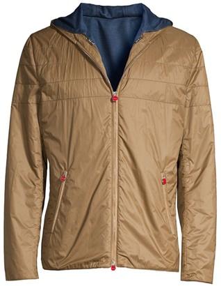 Kiton 2-in-1 Hooded Jacket