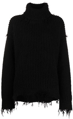 Moncler Genius 1952 Oversized Chunky Knit Jumper