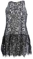 Pilyq Beach Dress Island Lace Dress Black.