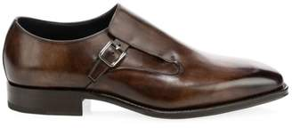 Sutor Mantellassi Uto Lace-Up Leather Dress Shoes