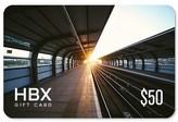 HBX Gift Card $50