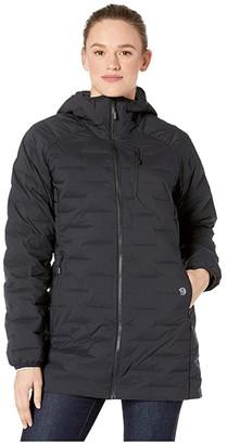 Mountain Hardwear Super/DStm Parka (Black) Women's Coat