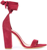Schutz ankle length sandals - women - Leather/Suede - 6