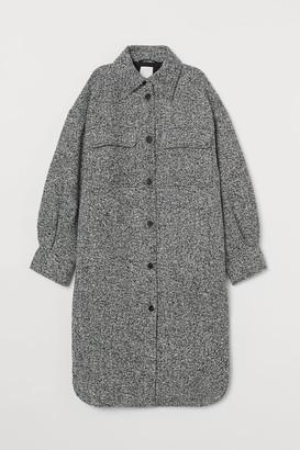 H&M Long shacket