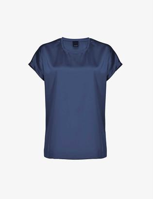 Pinko Farisa silk-blend T-shirt