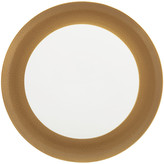 A by Amara - Port Cros Golden Porcelain Serving Plate