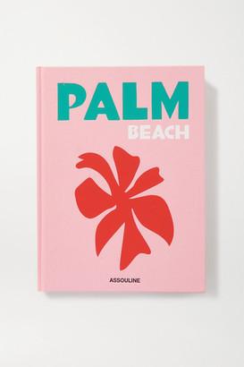 Assouline Palm Beach By Aerin Lauder Hardcover Book - Pink