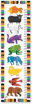 Eric Carle Animal Stack Growth Chart Canvas Wall Art