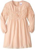 Chloé Couture Dress (Toddler/Kid) - Buvard - 4A