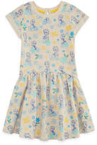 Disney Short Sleeve Frozen Skater Dress - Toddler