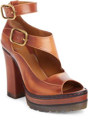 Chloé Daisy Ankle Strap Platform Sandal
