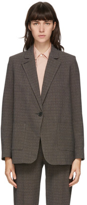 Won Hundred Brown Linda Blazer
