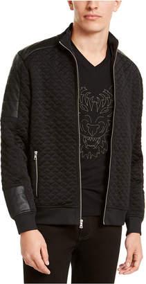 INC International Concepts Inc Men Knit Spout Jacket