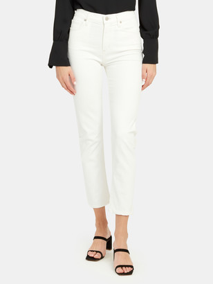 Citizens of Humanity Harlow Mid Rise Slim Ankle Jeans